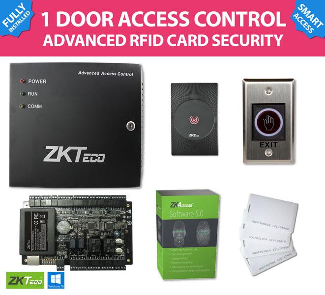 Card Access Control Melbourne - Precision Security Australia