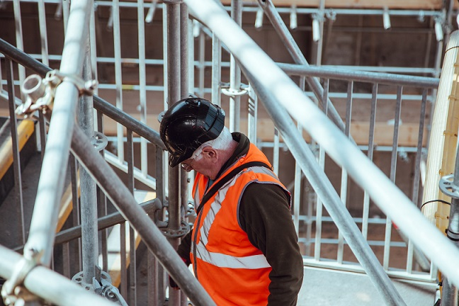 CCTV Installation For Construction Sites