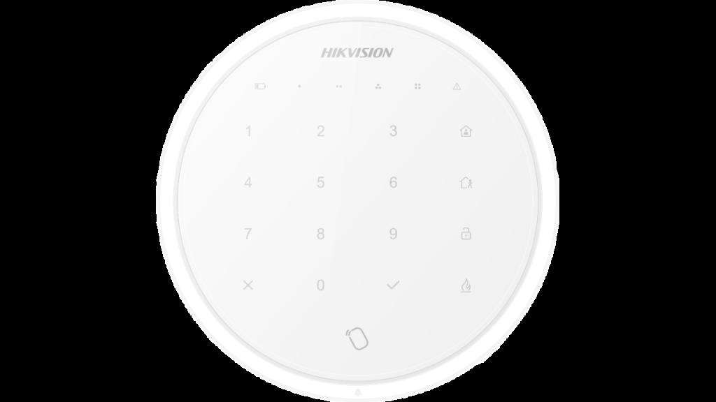 wireless keypad hikvision